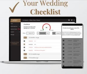 the Wedding Wizard app